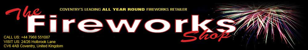The Fireworks Shop of Coventry
