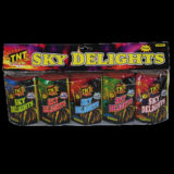 SKY DELIGHTS 19 SHOTS PACK OF 5 BUY ONE GET ONE FREE £15